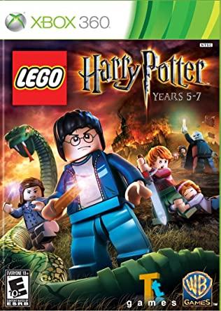 LEGO HARRY POTTER 5-7 (HASZNÁLT)