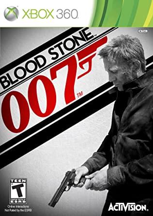 James bOND 007: BLOOD STONE (HASZNÁLT)