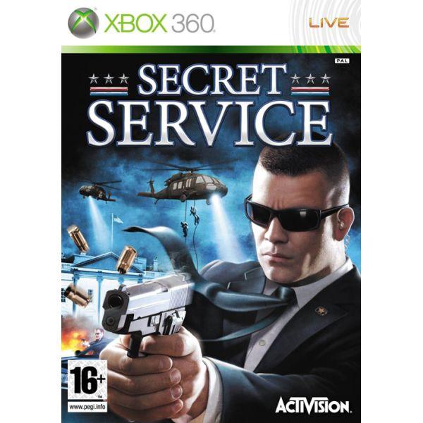 SECRET SERVICE (HASZNÁLT)