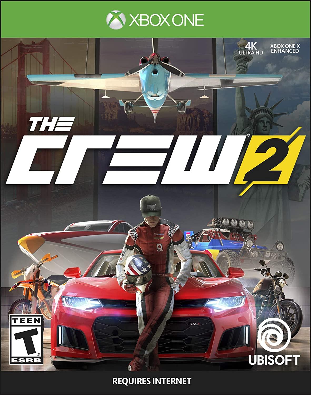 THE CREW 2 (HASZNÁLT)