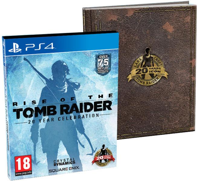 Rise of the Tomb Raider 20 Year Celebration (használt)