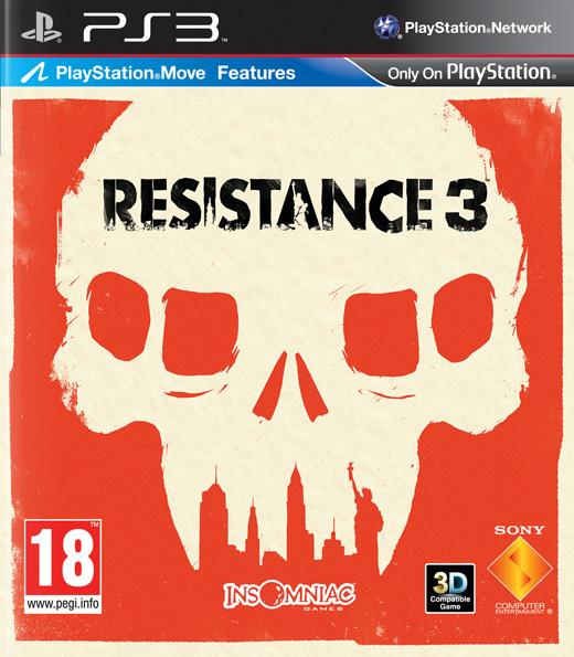 RESISTANCE 3 (HASZNÁLT)