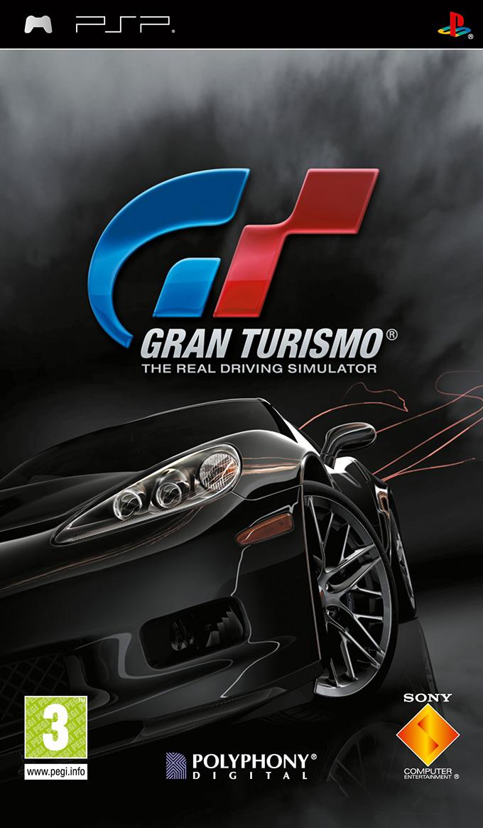 GRAN TURISMO (PSP, HASZNÁLT)