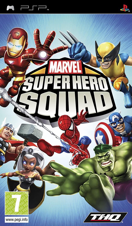 MARVEL-SUPER-HERO-SQUAD-PSP-HASZNALT