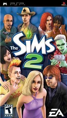SIMS 2 (PSP, HASZNÁLT)