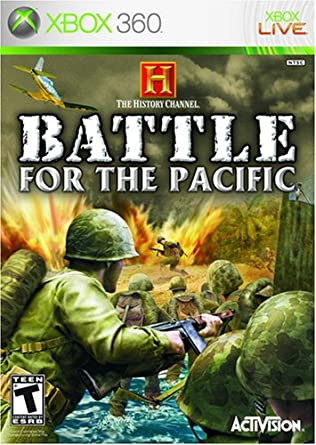 THE HISTORY CHANNEL: BATTLE FOR THE PACIFIC (HASZNÁLT)