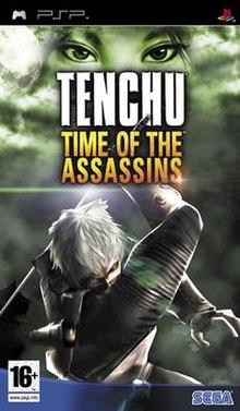 TENCHU TIME OF ZHE ASSASSINS (PSP, HASZNÁLT)