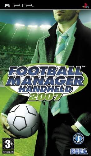 FOOTBALL MANAGER HANDHELD 2007 (PSP, hASZNÁLT)