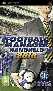 FOOTBALL MANAGER HANDHELD 2010 (PSP, hASZNÁLT)