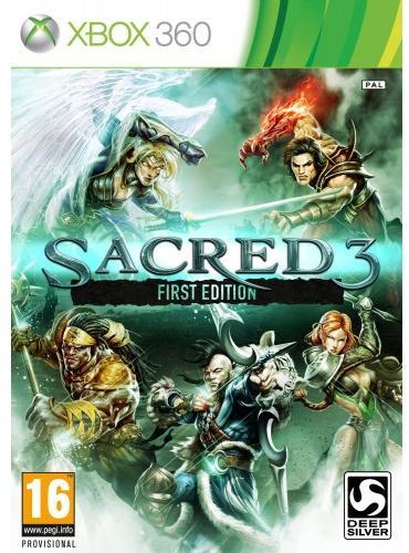 SACRED 3 (HASZNÁLT)