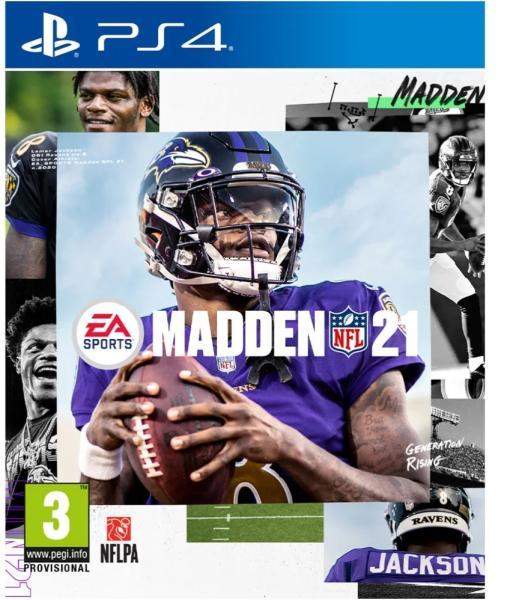 MADDEN NFL 21 (HASZNÁLT)