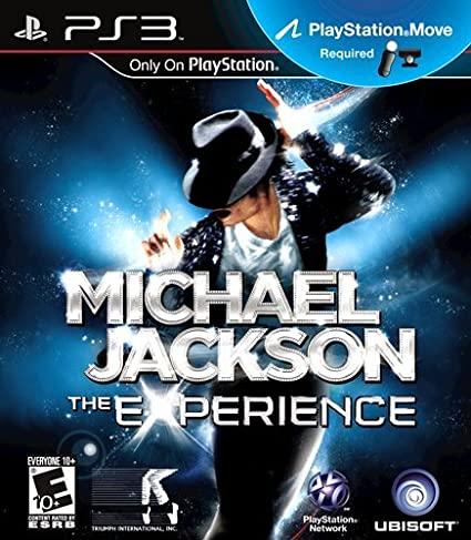 MICHAEL JACKSON THE EXPERIENCE (HASZNÁLT)