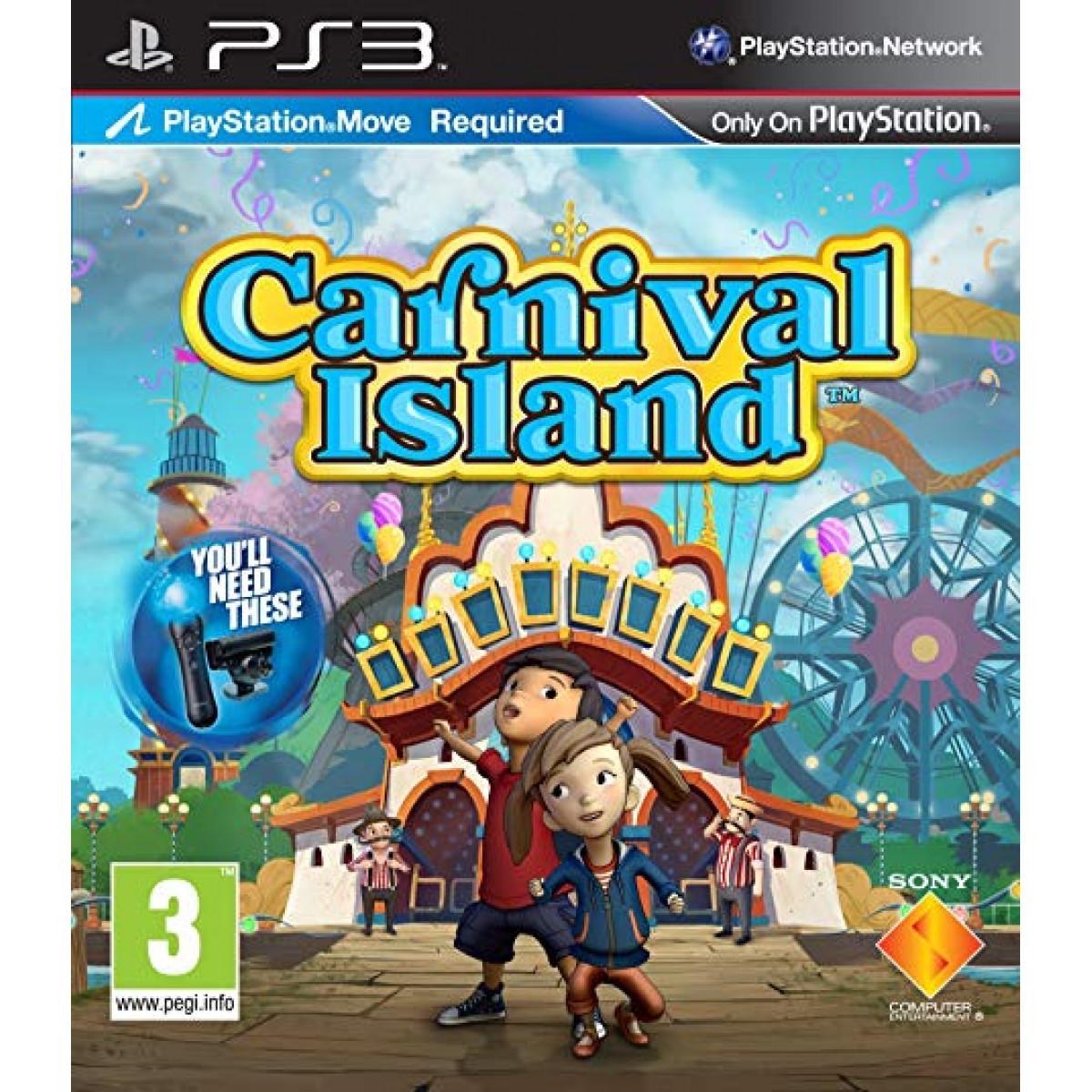 CARNIVAL ISLAND (HASZNÁLT)