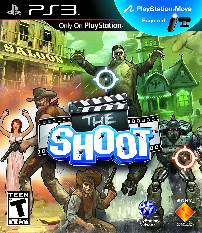 THE SHOOT (HASZNÁLT)