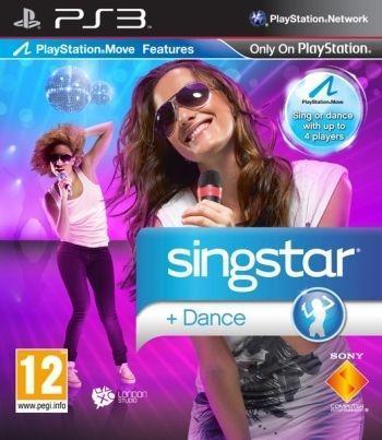 singstar + DANCE (HASZNÁLT)