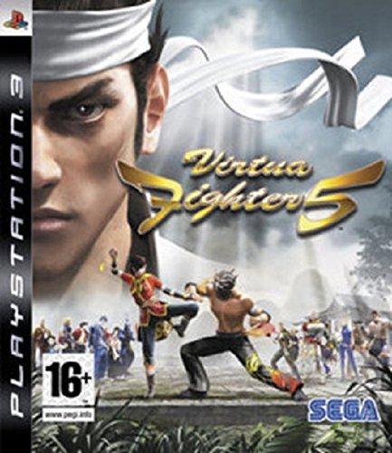 VIRTUA FIGHTER 5 (HASZNÁLT)