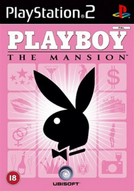 PLAYBOY THE MANSION (PS2, HASZNÁLT)