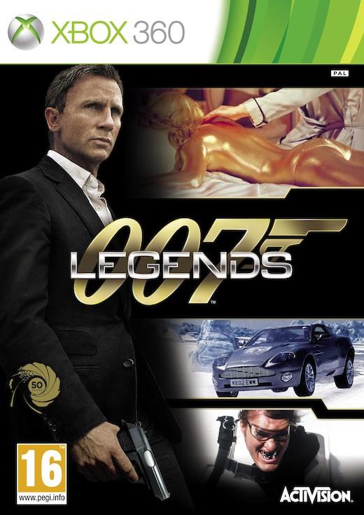 007 LEGENDS (HASZNÁLT)