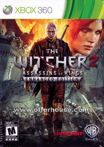 WITCHER 2 (HASZNÁLT)