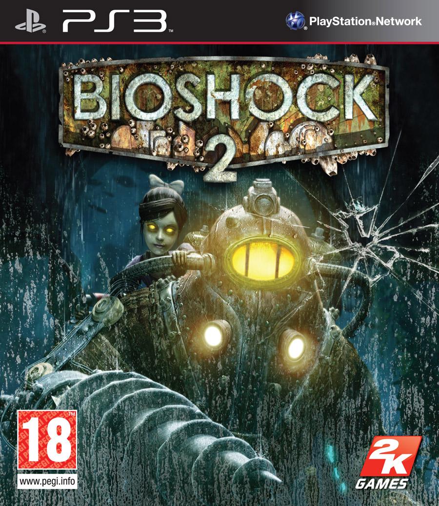 BIOSHOCK 2 (HASZNÁLT)