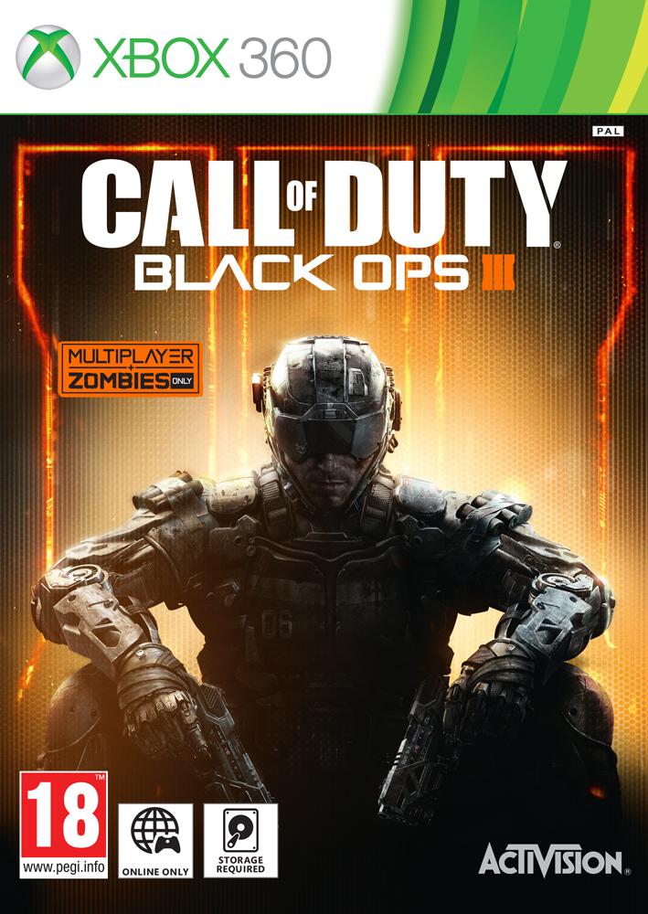 CALL OF DUTY BLACK OPS 3 (HASZNÁLT)