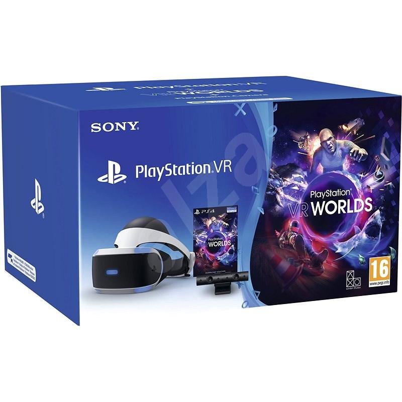 SONY PLAYSTATION VR csomag v2 (HASZNÁLT)