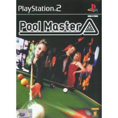 POOL MASTER (PS2, HASZNÁLT)