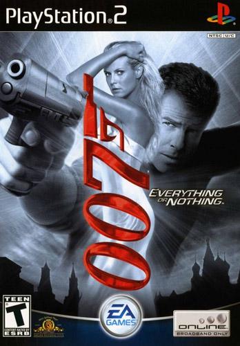 JAMES BOND 007 : eVERYTHING OR NOTHING (PS2, HASZNÁLT)