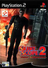 SILENT-SCOPE-2-FATAL-JUDGEMENT-PS2-HASZNALT
