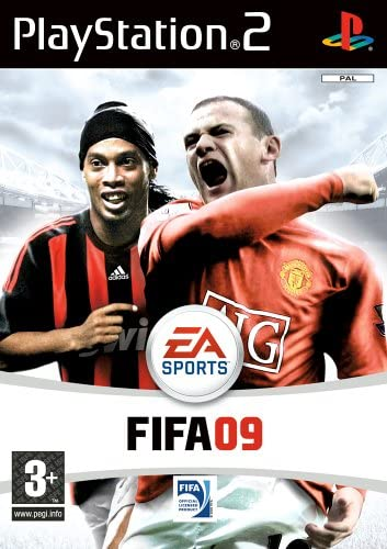 FIFA 09 (PS2, HASZNÁLT)
