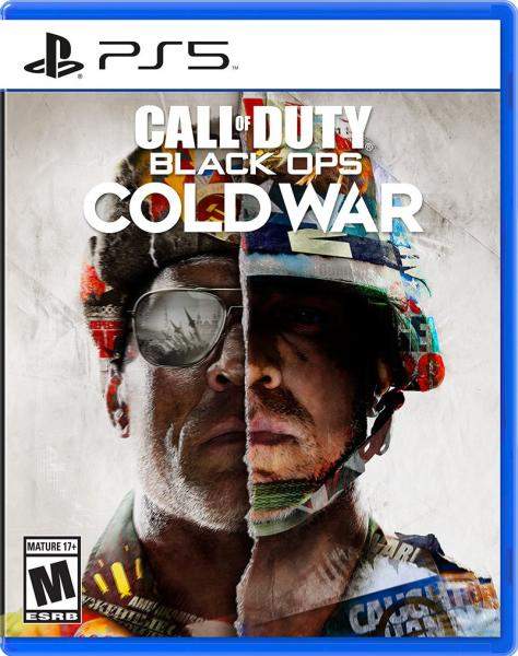 Call of DUTY BLACK OPS COLD WAR (HASZNÁLT)