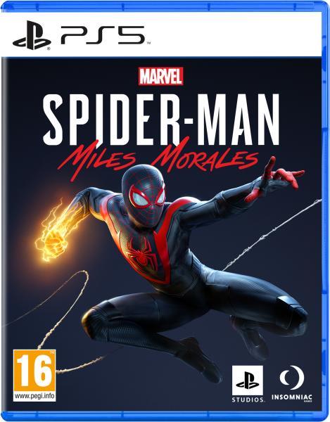 Marvel's Spider-Man: Miles Morales (használt)